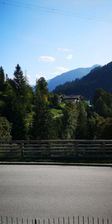 Ausblick Hotel Kirchboden