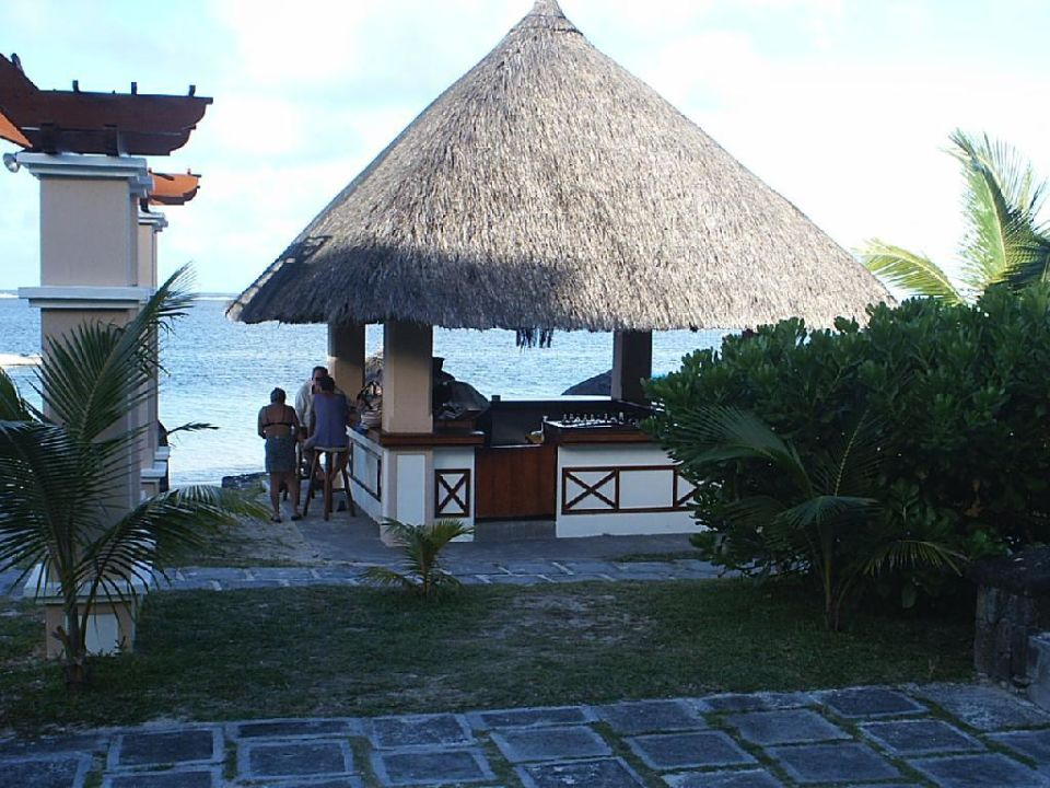 Strandbar Veranda Palmar Beach Hotel