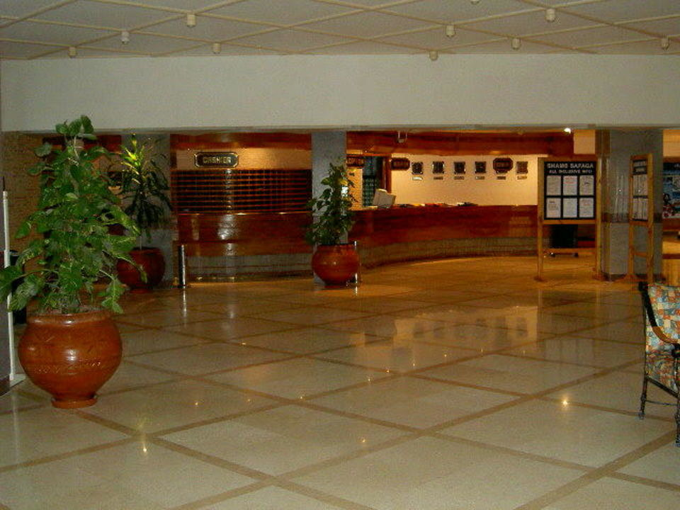 Eingangshalle Hotel Shams Safaga Hotel Shams Safaga