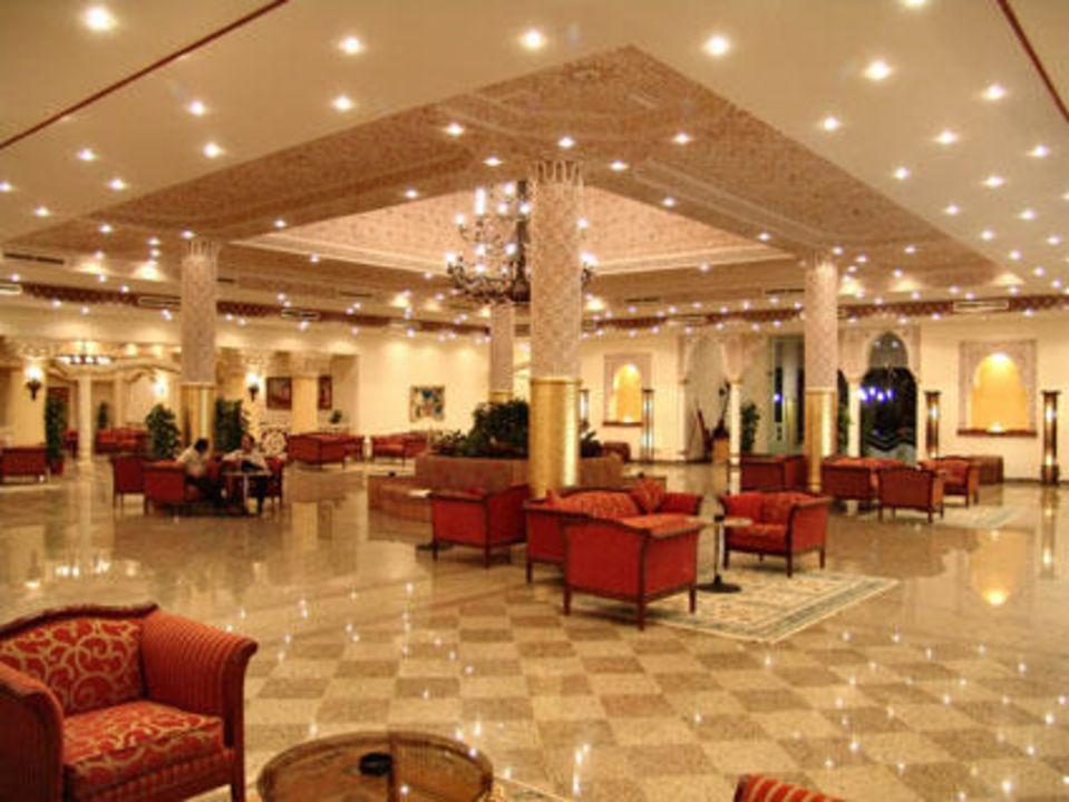 Lobby im Dana Dana Beach Resort