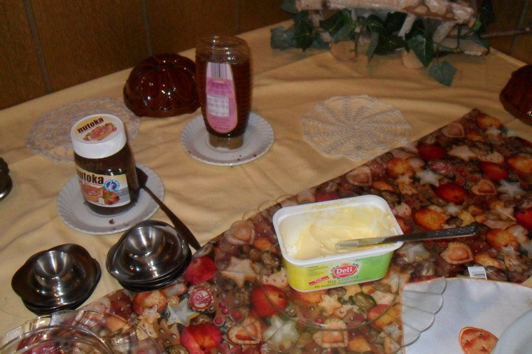 Frühstücksbüffet Hotel Moldaustern