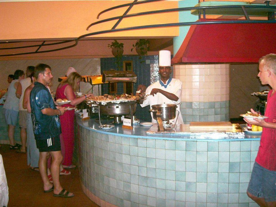 Speisesaal Giftun Azur Resort