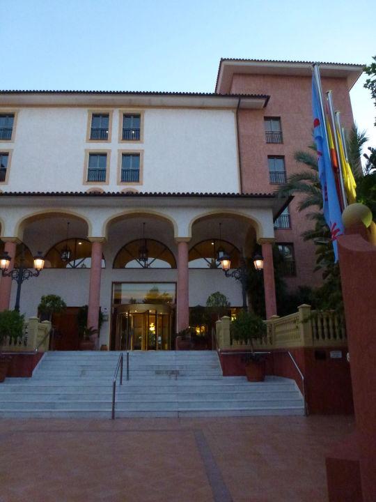 Eingangsbereich Sensimar Isla Cristina Palace & Spa
