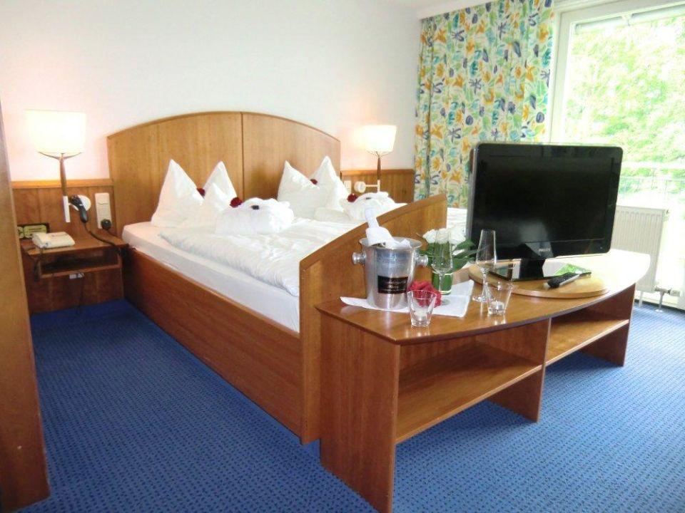 Gartenanlage Hotel Karoli