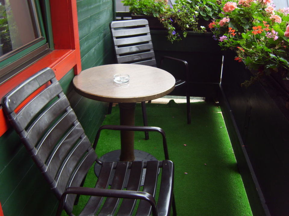 Balkon Hotel Kohlerhof