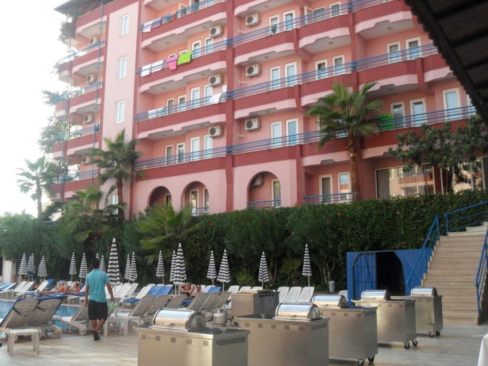 Alanya Hotel Blue Star