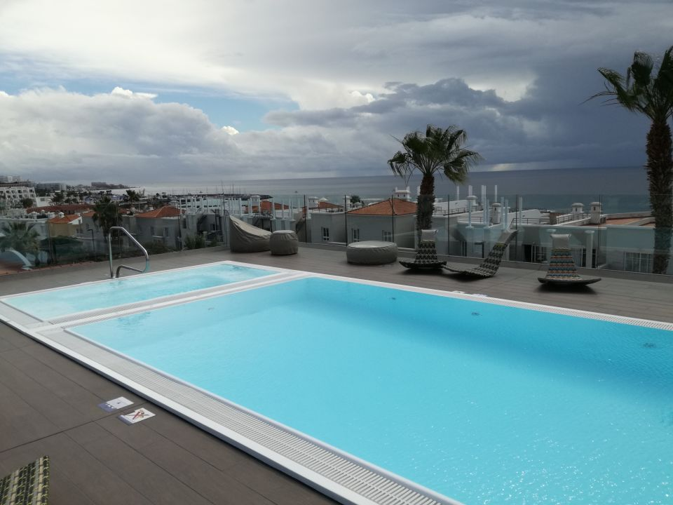 Pool Adrián Hoteles Colón Guanahaní - Adults only