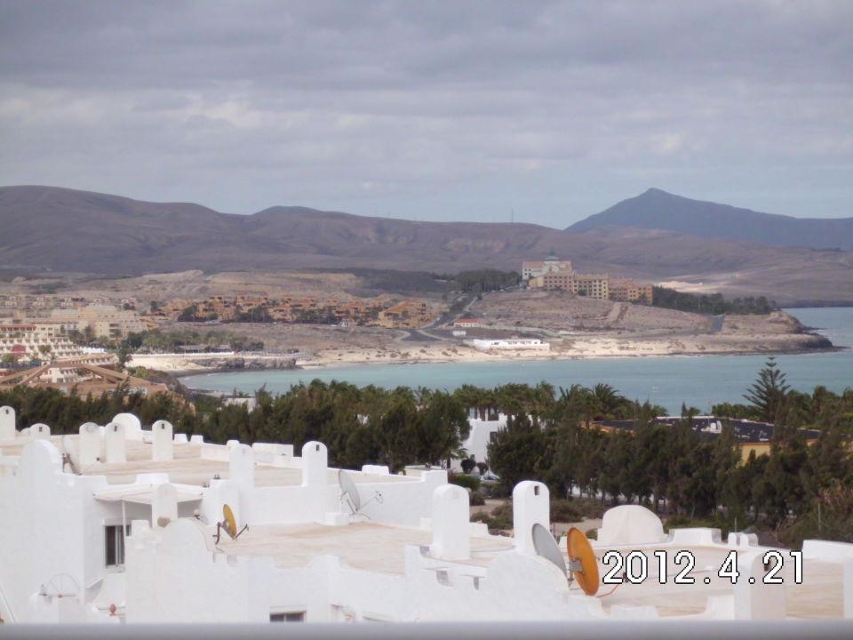 Ausblick vom Balkon LABRANDA Golden Beach Hotel