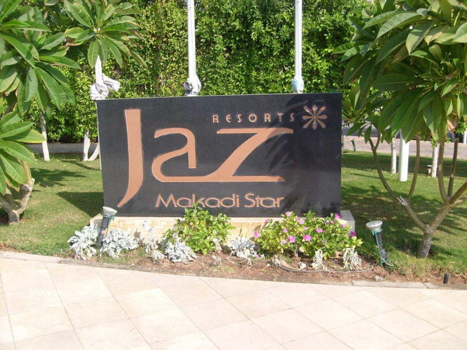 Eingangsbereich Hotel JAZ Makadi Star & Spa