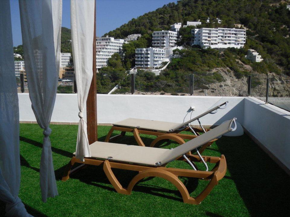 Whirlpool outdoor balkon  Balkon mit Whirlpool