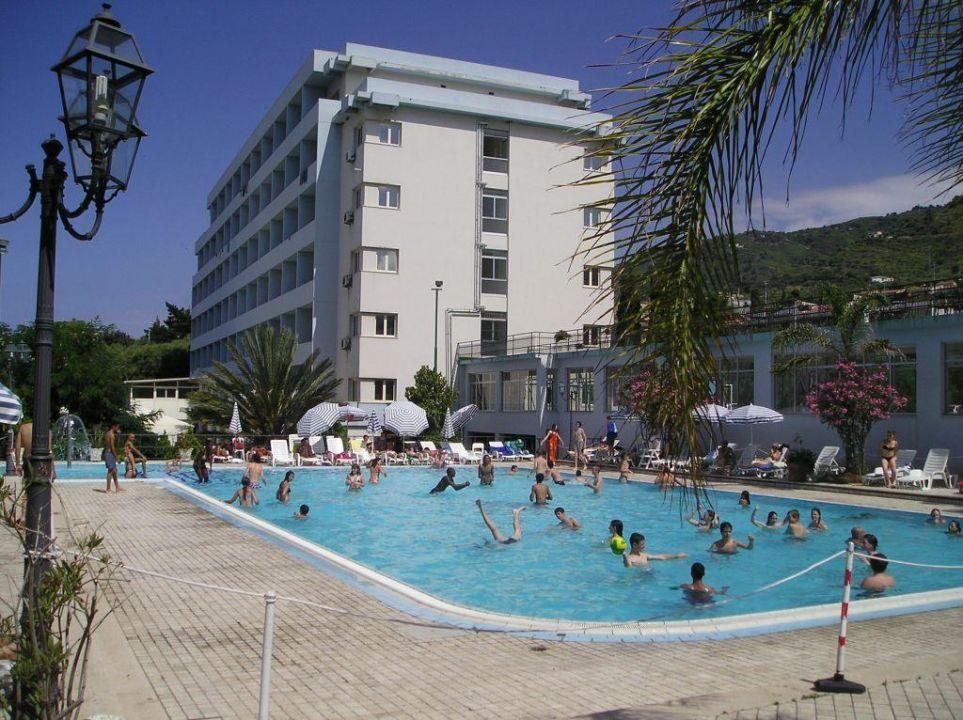 Der Pool Hotel Santa Lucia e Le Sabbie d'Oro