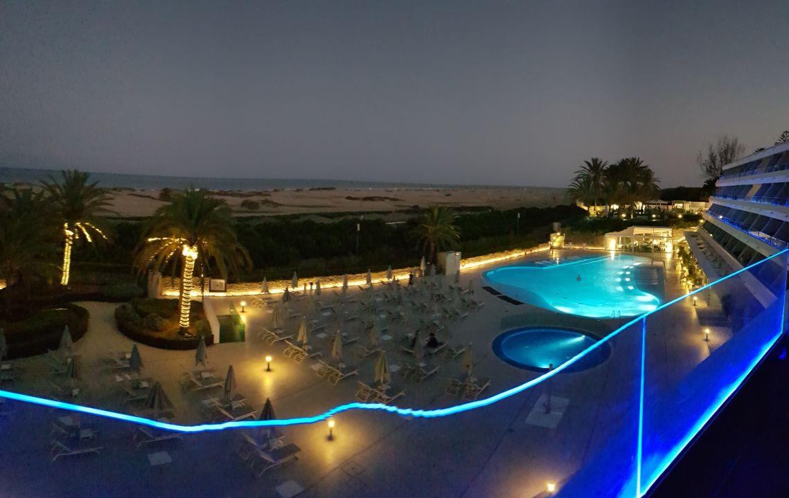 Außenansicht Santa Monica Suites Hotel (Playa del Ingles
