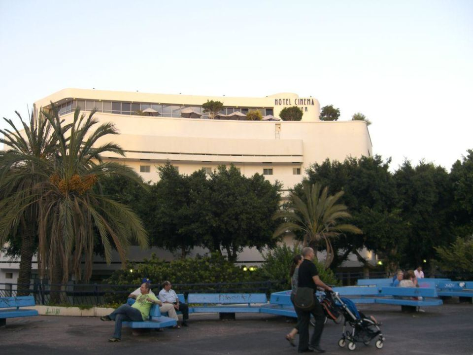 Hotel Cinema Hotel Cinema