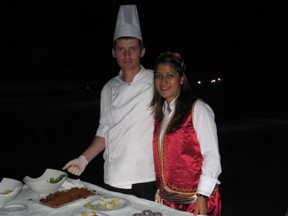 Gülver vom Service F/B Hotel Adalya Resort & Spa