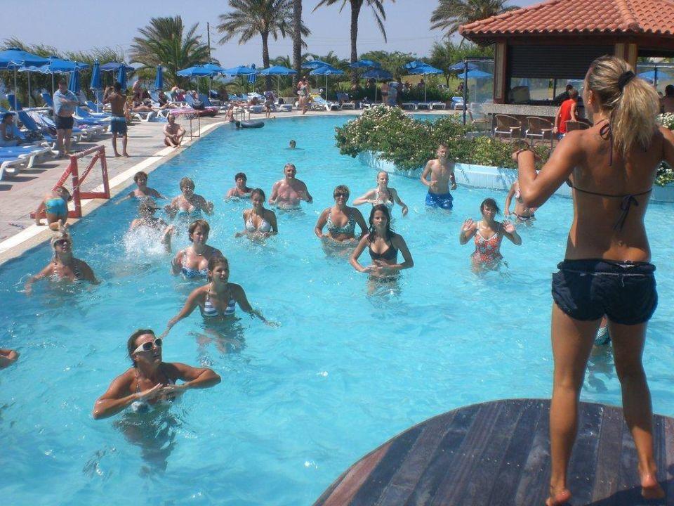 Bild Quot Rhodos Princess Pool Quot Zu Hotel Rodos Rhodos Princess