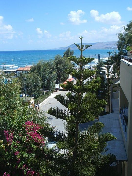 Meerblick Hotel Corissia Beach