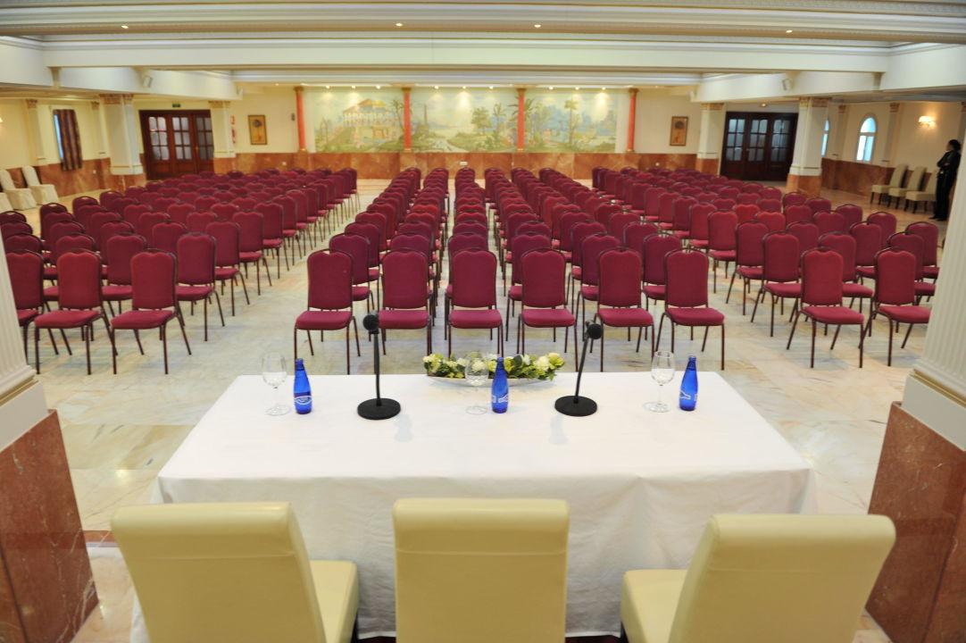 Salón de Congresos Hotel Santa Cecilia