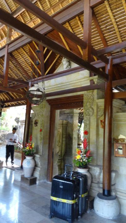 Lobby Hotel Tjampuhan