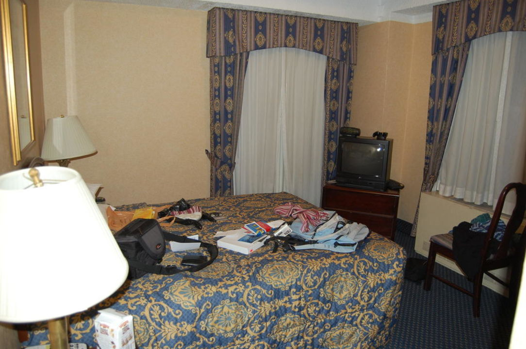 Für 2 Leute und eine  Row Hotel NYC
