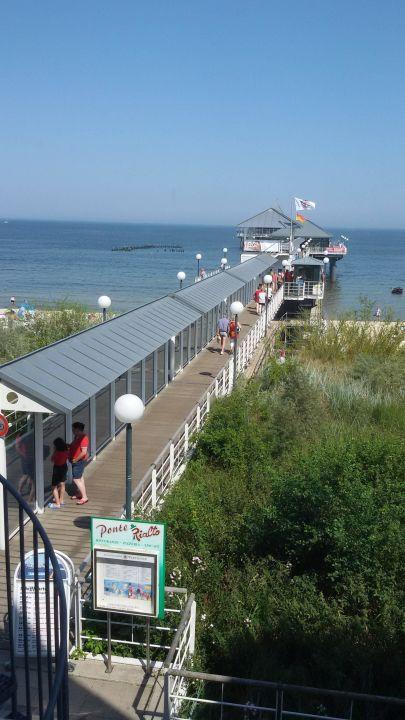 Ein perfekter Tag Ferienwohnungen Kaiservillen - Ferienwohnungen Seebrücke