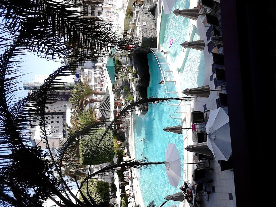 Pool Seaside Hotel Sandy Beach