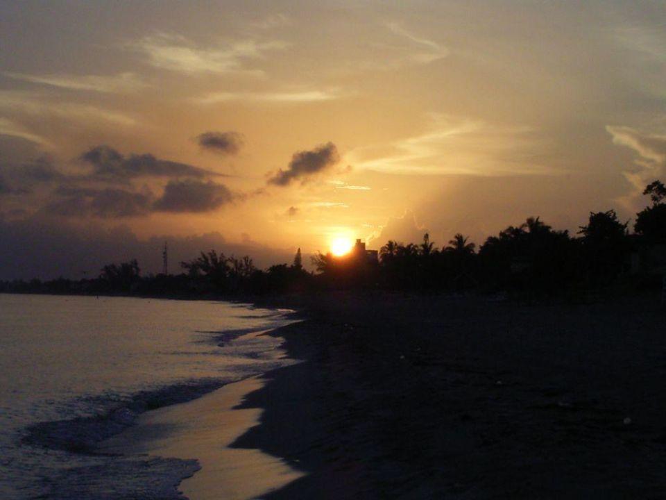 Sonnenaufgang Hotel Gran Caribe Club Kawama