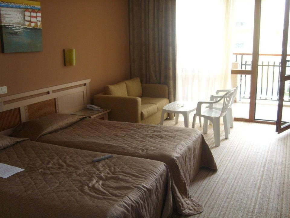 Bett Couch Und Balkonmobel Hvd Clubhotel Miramar Obzor