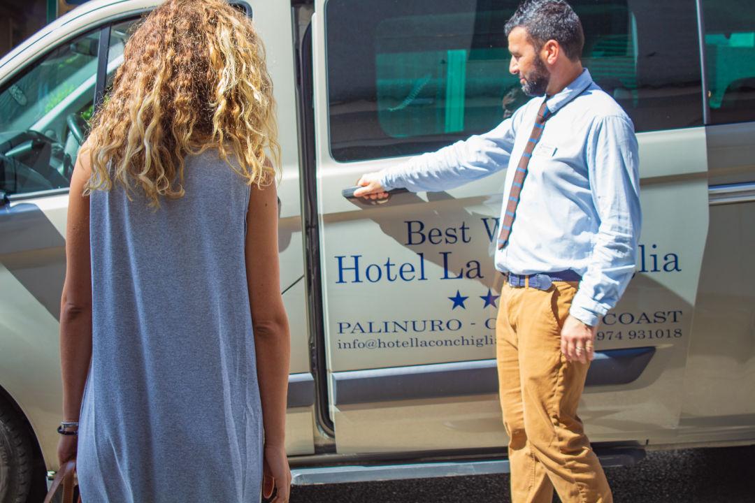 Sonstiges Best Western Hotel La Conchiglia