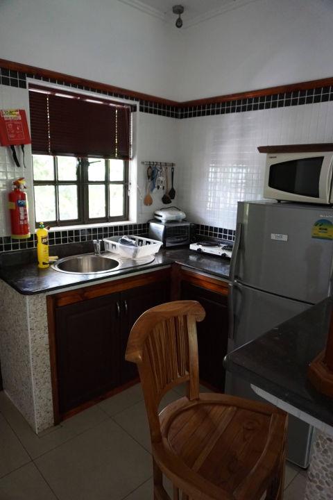 """Die Kleine Aber Feine Küche"""" La Digue Self Catering Apartments In"""
