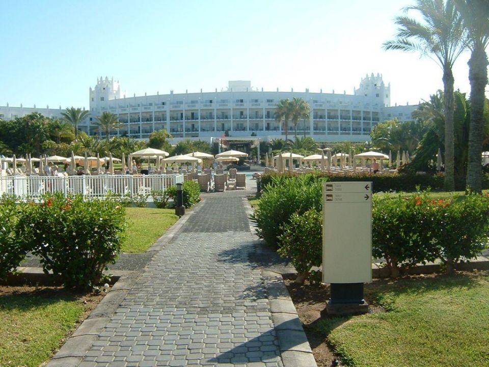 Hotelansicht Hotel Riu Palace Meloneras