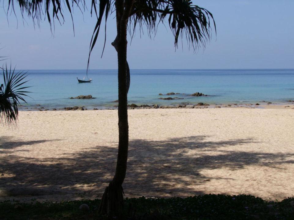 Nai Thon Beach Hotel Naithonburi Beach Resort