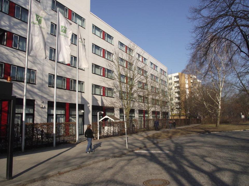 Garten Holiday Inn Hotel Berlin - City West