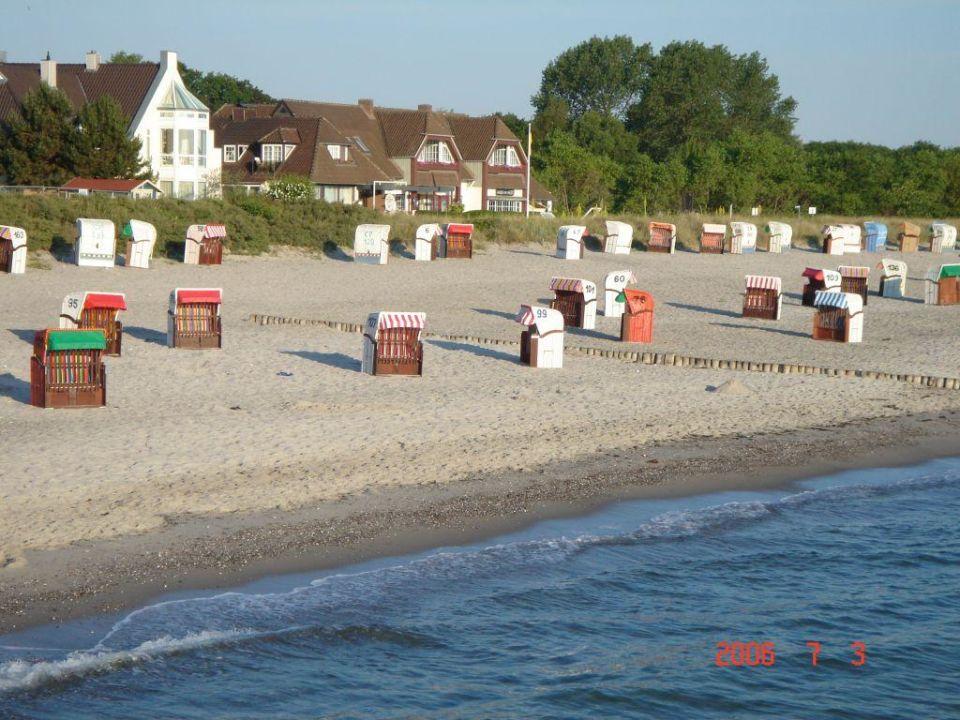 """""""Hotel Haus am Meer"""" Haus am Meer Hohwacht"""