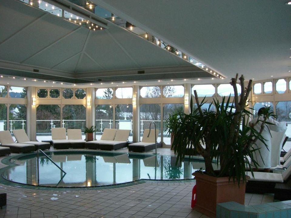 bild spa bereich zu best western premier hotel sonnenhof in lam. Black Bedroom Furniture Sets. Home Design Ideas
