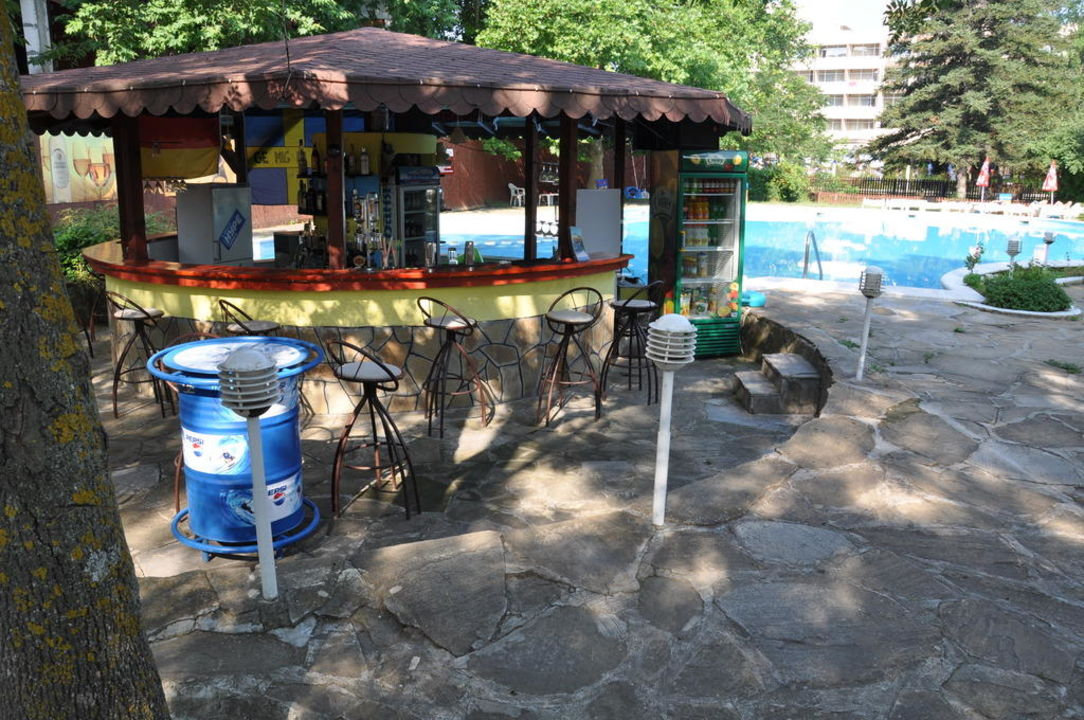 Poolbar Hotel Olymp