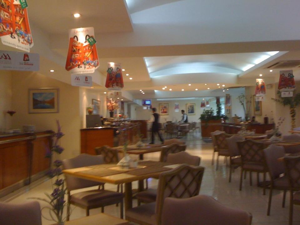 Buffet Golden Sands Hotel Apartments