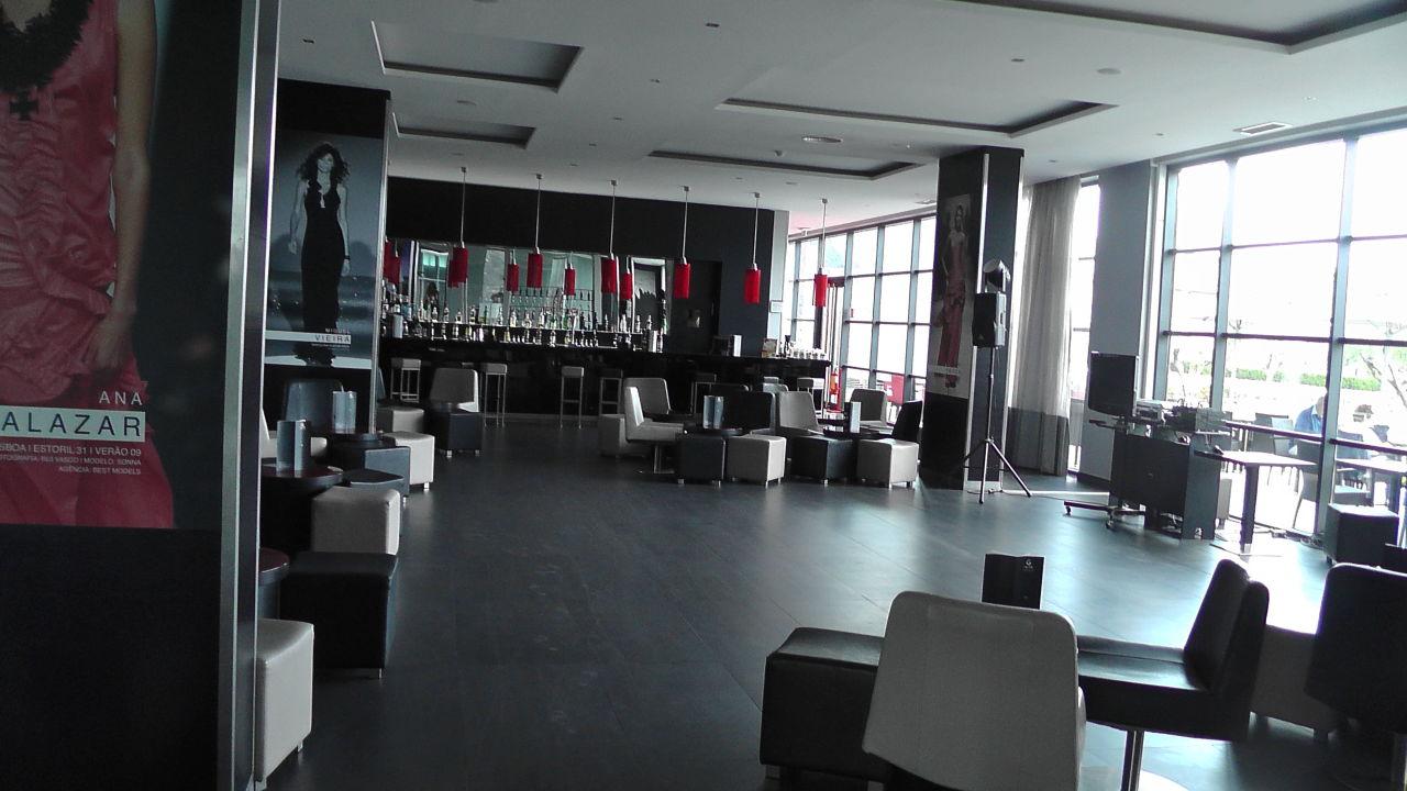 kleine bar mit au enbereich hotel vila gal lagos lagos holidaycheck algarve portugal. Black Bedroom Furniture Sets. Home Design Ideas