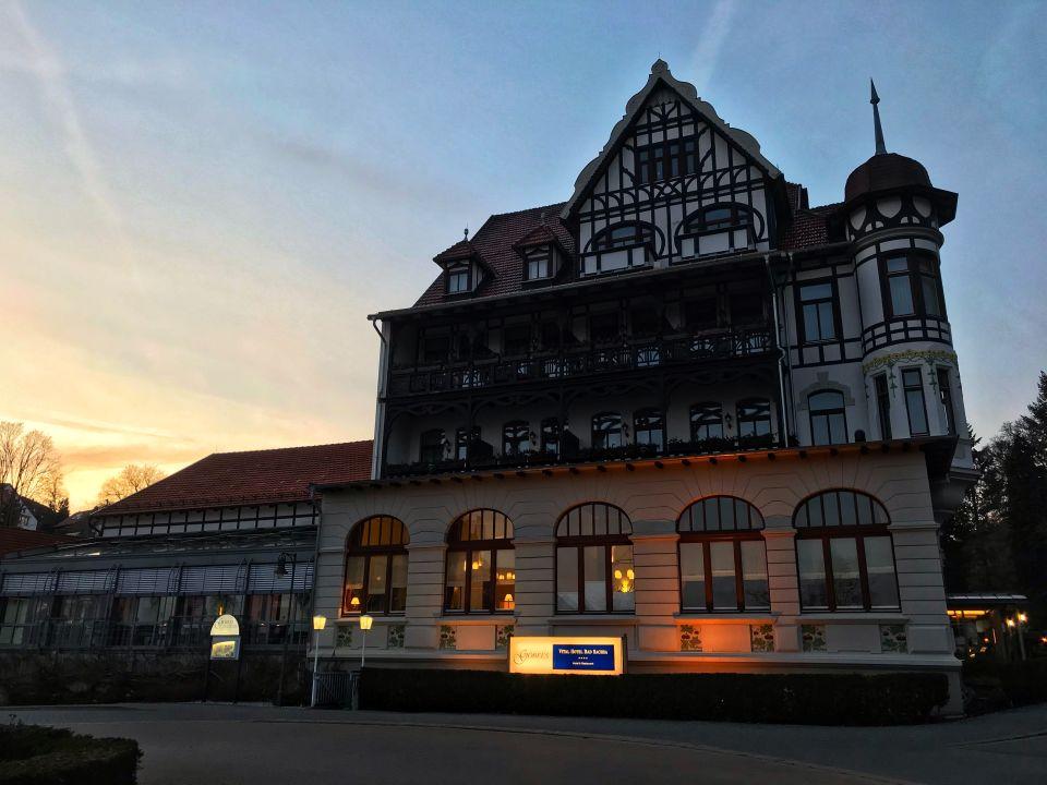Außenansicht Göbel's Vital Hotel Bad Sachsa