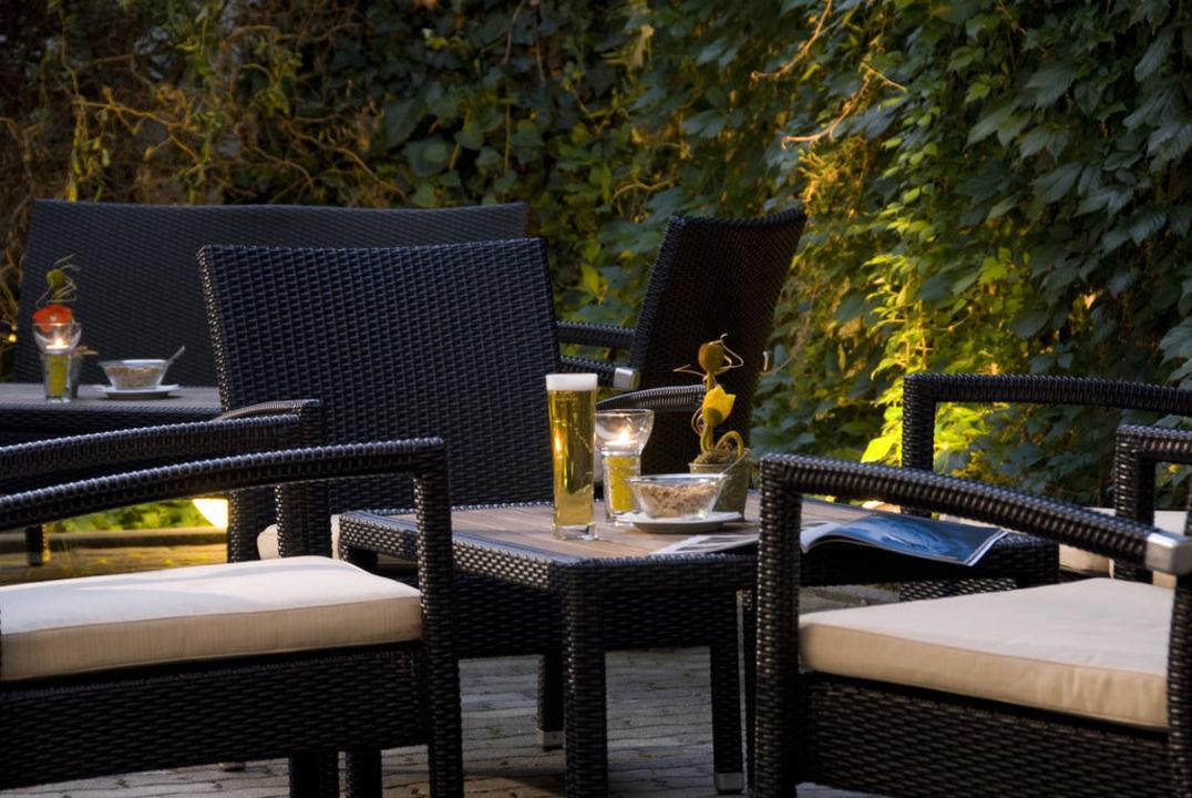 Innenhof Austria Trend Hotel Bosei Wien