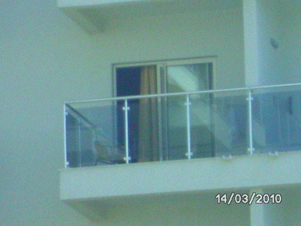 Unser Balkon Seaden Sea World Resort & Spa Hotel