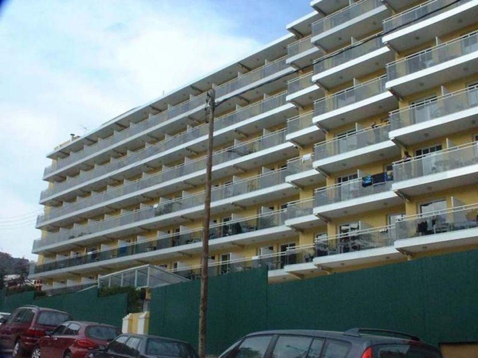 Lloret de Mar / Hotel Rosamar Park - Hotelansicht Hotel Rosamar Garden Resort