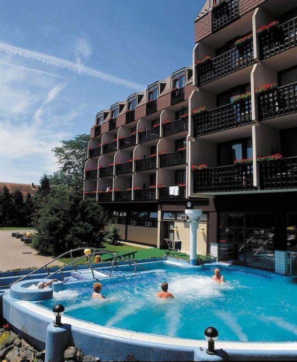 Exterior Danubius Health Spa Resort Sárvár