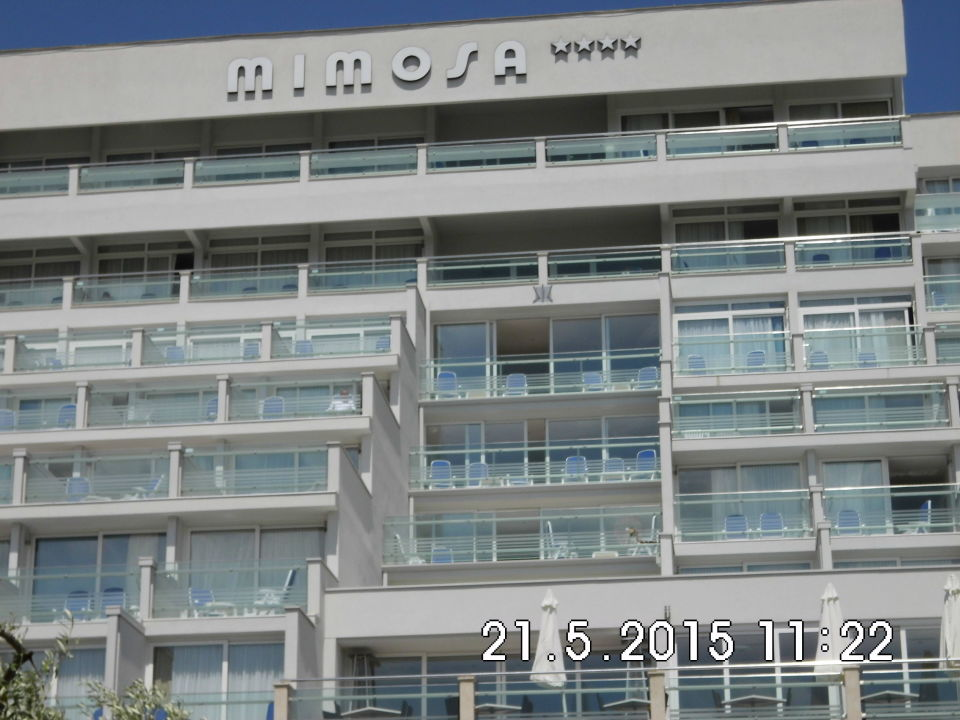 Hotel Mimosa hat jetzt  **** Maslinica Hotels & Resorts