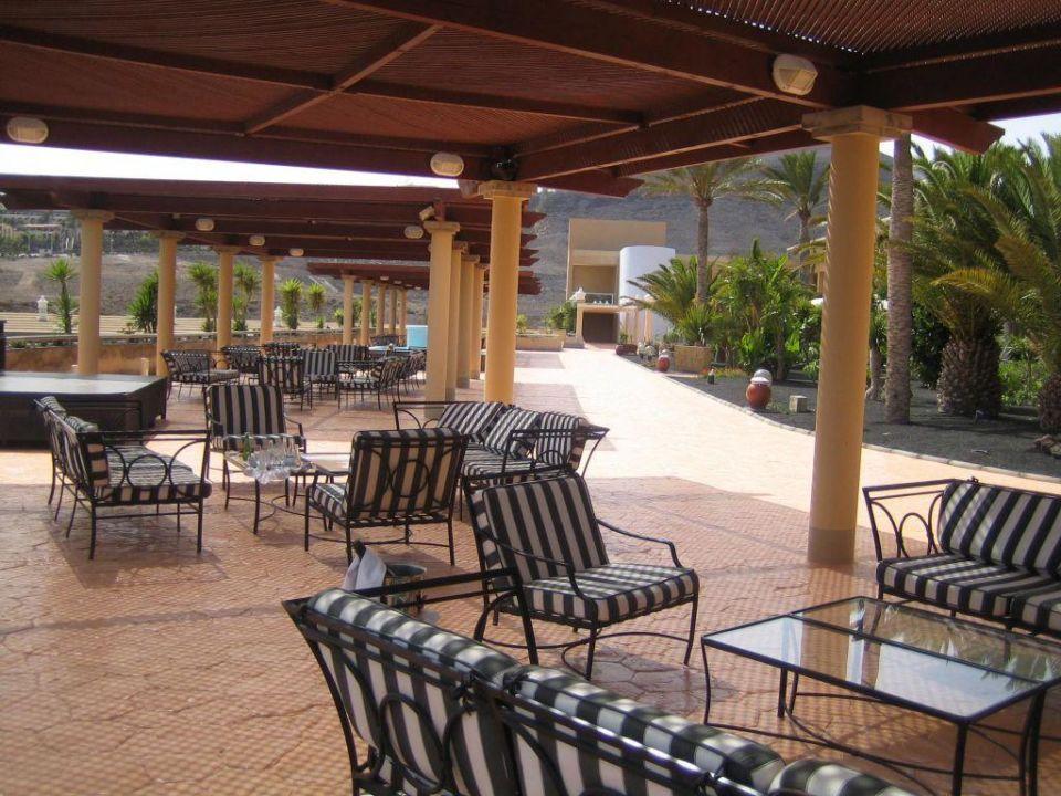 Terrasse Iberostar Selection Fuerteventura Palace - Adults only