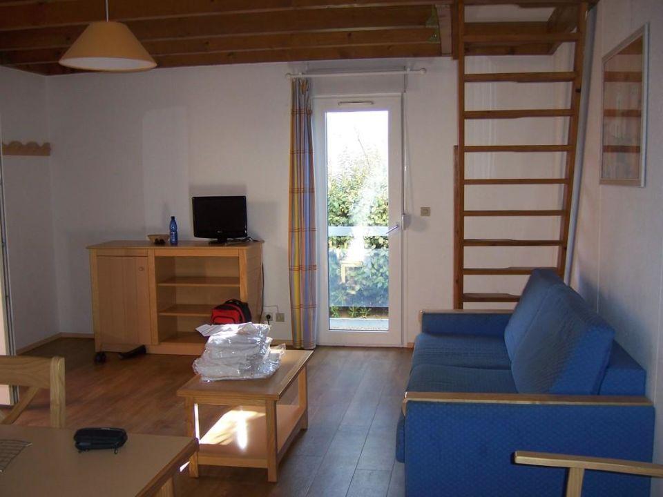 Wohnzimmer Maeva Residenz Club La Socanelle