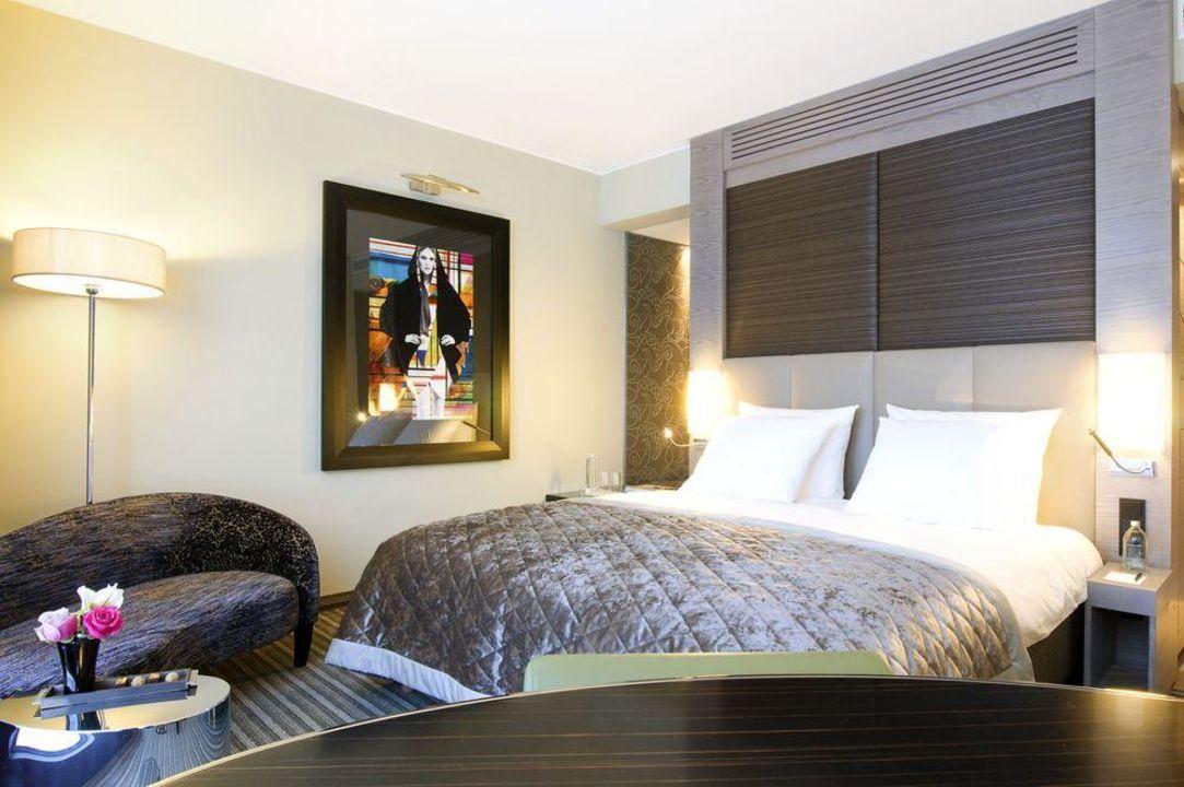 Standard King Room Hotel Hyatt Regency Düsseldorf