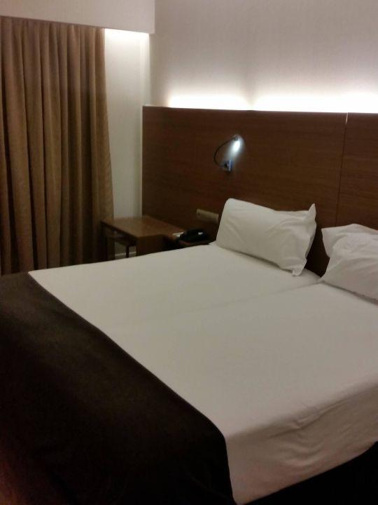 Zimmer zur Einzelnutzung Hotel Silken Zentro