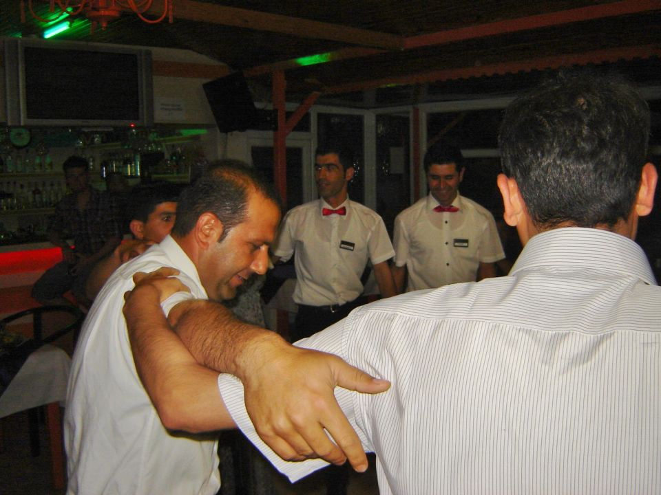 Turkish dance.. Side Temple Hotel