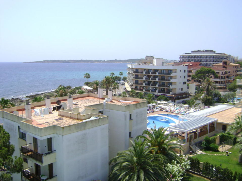 Richtung cala millor aparthotel marins playa in cala for Aparthotel d or jardin de playa