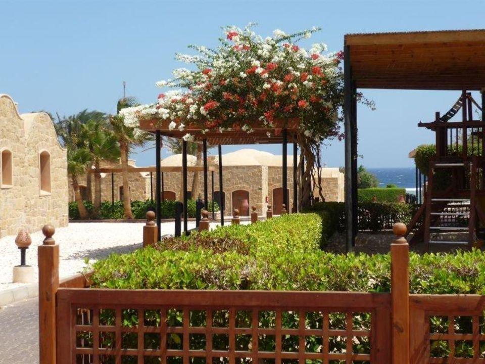 Gartenbereich Mövenpick Resort El Quseir